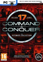 Command & Conquer, The Ultimate Collection - Windows (code in a Box)