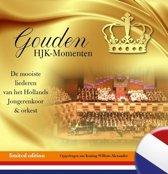 Gouden HJK-Momenten - De mooiste liederen van het Hollands Jongerenkoor & Orkest. Limited Edition opgedragen aan Koning Willem-Alexander. 18 geestelijke liederen en psalmen