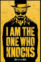 Breaking Bad-Heisenberg-I Am the One who Knocks-poster-61x91.5cm.