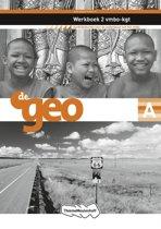 De geo (8e editie) 2 VMBO-KGT werkboek deel a+b