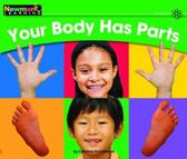 Your Body Has Parts Leveled Text