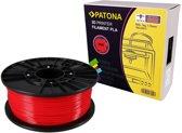 PATONA 1.75mm red PLA 3D printer Filament