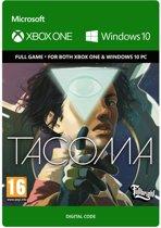 Tacoma - Xbox One / Windows 10