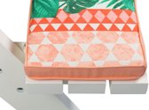 MaximaVida picknicktafel en biertafel kussenpakket Nina 55 x 27,5 x 5 cm - 6 stuks