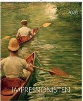 Kalender 2020 Impressionisten (36x44)