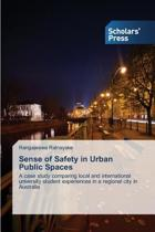 Sense of Safety in Urban Public Spaces