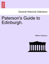 Paterson's Guide to Edinburgh.