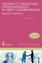 Contrats et obligations conventionnelles en droit luxembourgeois