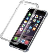 MP Case Protect Clear Hard TPU case voor de iPhone 6 / 6s cover