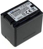 digibuddy A Merk Accu Batterij Panasonic VW-VBK360 - 3400mAh