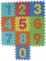ForDig - Speelkleed - Puzzelmat – Speelmat – Speeltapijt - 10 delig - Maat M