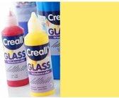 Creall Glass - glasstickerverf citroen geel 1 Fles - 80 Mililiter 20502