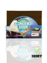 3 BMT anti-condens doek maakt uw autoruit snel condens vrij - 23x27cm