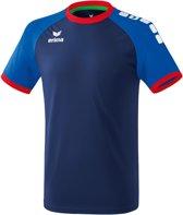 Erima Zenari 3.0 Shirt - Voetbalshirts  - blauw donker - 128