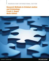 Research Methods in Criminal Justice and Criminology: Pearson  International Edition