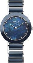 BERING 11435-787 - Horloge - Staal - Zilver - 35 mm