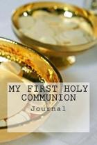 My First Holy Communion Journal