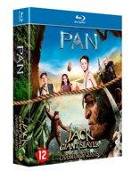 Pan & Jack The Giant Slayer (Blu-ray)
