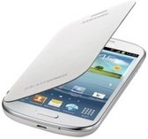 Samsung flip cover - wit - voor Samsung I8730 Galaxy Express