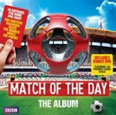 Match Of The Day-The  Album, 40 Anthems For Home & Away
