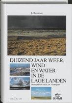 Duizend jaar weer, wind en water in de Lage Landen 1 tot 1300