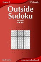 Outside Sudoku - Extreme - Volume 5 - 276 Puzzles