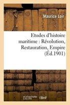 Etudes d'Histoire Maritime