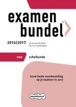 Examenbundel vwo Scheikunde 2016/2017