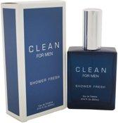 Clean Shower Fresh For Men Edt Spray 60 ml