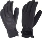 SealSkinz Trekking Thick Mid Socks - Wandelsokken - Unisex - Maat 39-42 - Black/Anthracite