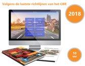 Scooter Theorie Boek - Bromfiets Theorieboek met 10 uur online Scooter / Brommer Examentraining met Samenvatting - Rijbewijs Am 2019 (NIEUW!)