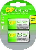 GP ReCyko+ oplaadbare C. Baby. blister 2