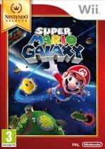 WII Super Mario Galaxy (EU) (WII)