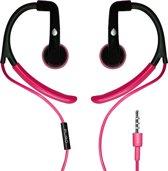 PURO IPHFSPORT1PNK Stereofonisch oorhaak Roze hoofdtelefoon