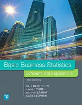Basic Business Statistics Plus Mylab Statistics with Pearson Etext -- Access Card Package