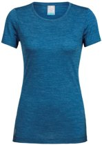 Wmns Sphere SS Low Crewe Prussian blue hthr