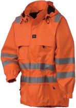 Helly Hansen 71327 Rothenburg parka fluo oranje maat S
