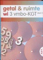 Getal en Ruimte / 3 Vmbo-KGT deel 2 / deel Leerboek