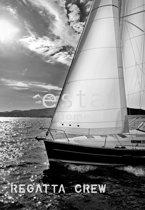 vlies photowallXL Sailing boat  - 156431 ESTAhome.nl