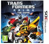 3DS Transformers Prime: The Game
