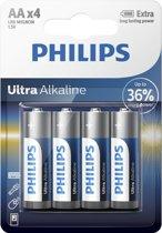 Philips AA Ultra Alkaline Batterijen