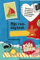 Mijn reisdagboek kids editie