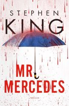 Boek cover Mr. Mercedes van Stephen King