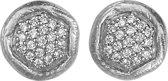 Orphelia Oorbel Zirconium Sterling Zilver 925