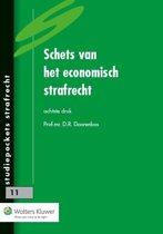 Studiepockets strafrecht 011 - Schets van het economisch strafrecht