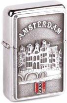 Aansteker Zippo - Amsterdam