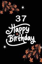 37 happy birthday