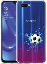 Oppo RX17 Neo Hoesje Soccer Ball