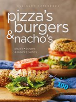 Culinary notebooks Pizza's burgers & nacho's