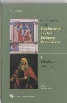 Hoofdstukken uit de Geschiedenis van het Europese Privaatrecht /4